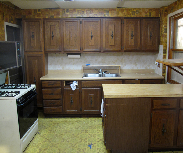 remodel old kitchen cabinets kitchen before and after kitchen makeover 25350