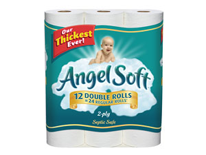 What's your preferred brand of toilet paper/bath tissue ...