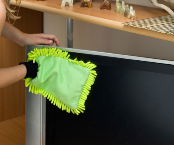 Tips from Good Housekeeping for cleaning your TV
