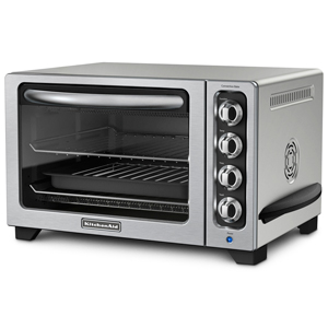 KitchenAid Countertop Toaster Oven KCO223CU Review
