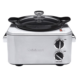cuisinart slow cooker cuisinart four quart cooker review 10785