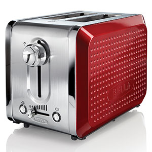 Bella Dots Collection 2 Slice Toaster KT 3330 Review