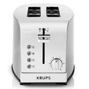 Krups 2 Slice Toaster Breakfast Set KH732D50 Review