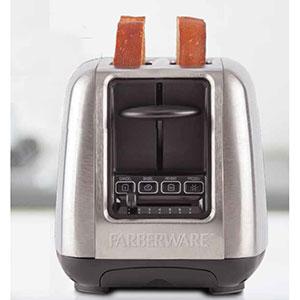 Farberware 2 Slice Toaster Review