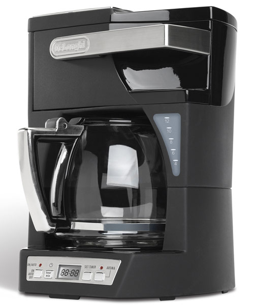 valentine gift ideas delonghi 12 cup coffee maker with front access review 30823