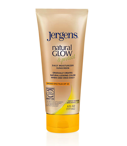 Best Way To Use Jergens Natural Glow