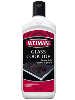 glass stove top cleaner weiman glass cook top cleaner amp review 12614