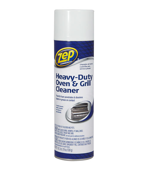 best oven cleaner zep heavy duty oven and grill cleaner review 31311